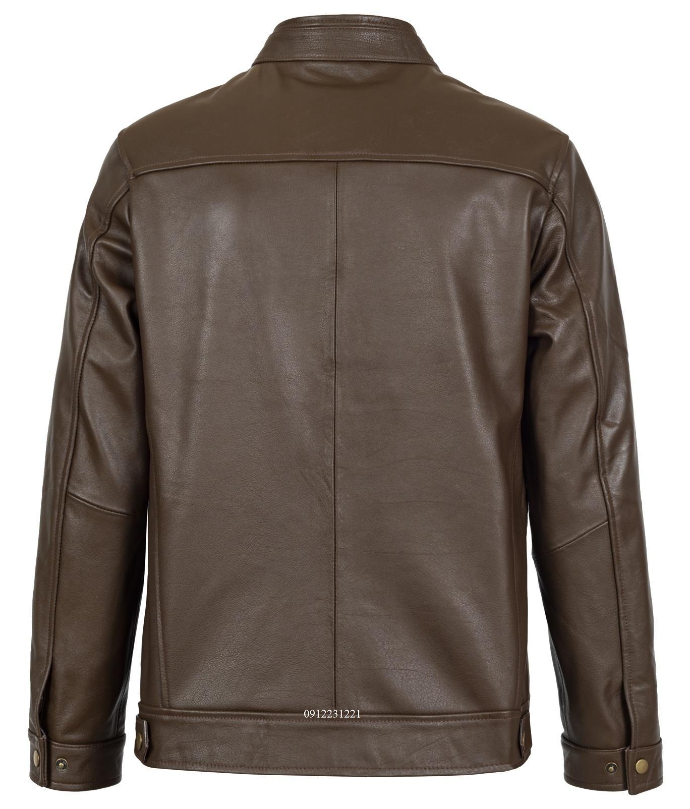 áo da racer jacket